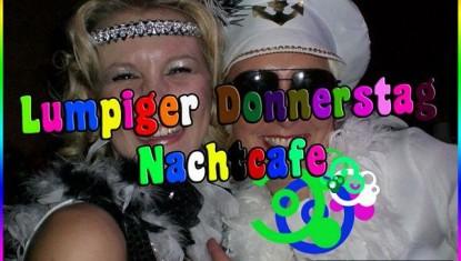 Fotos: Lumpiger Donnerstag 2008, Nachtcafe Kaufering