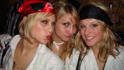 Fotos: Lumpiger Donnerstag 2009, Glücklich Club & Libre Landsberg