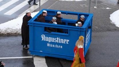 Fotos: Lumpiger Donnerstag 2012, Gaudiwurm (Faschingsumzug)
