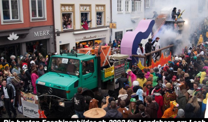 Fotos: Lumpiger Donnerstag 2016, Gaudiwurm (Faschingsumzug)