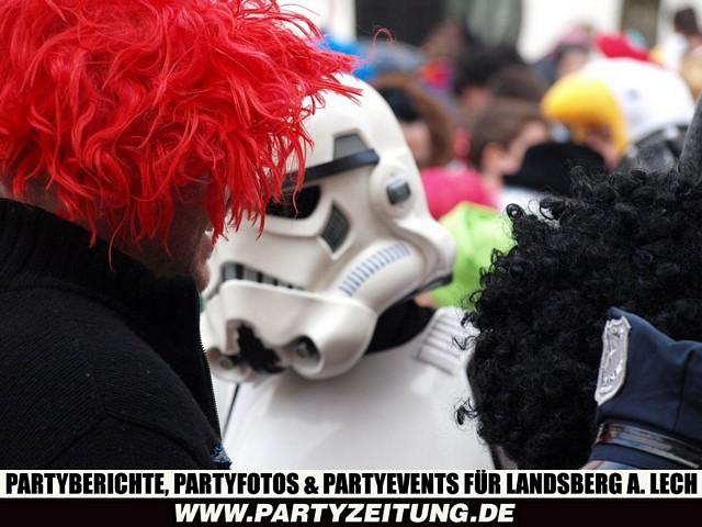 Fotos: Lumpiger Donnerstag 2014, Hellmairplatz, Landsberg am Lech