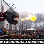 Fotos: Lumpiger Donnerstag 2018, Gaudiwurm (Faschingsumzug)